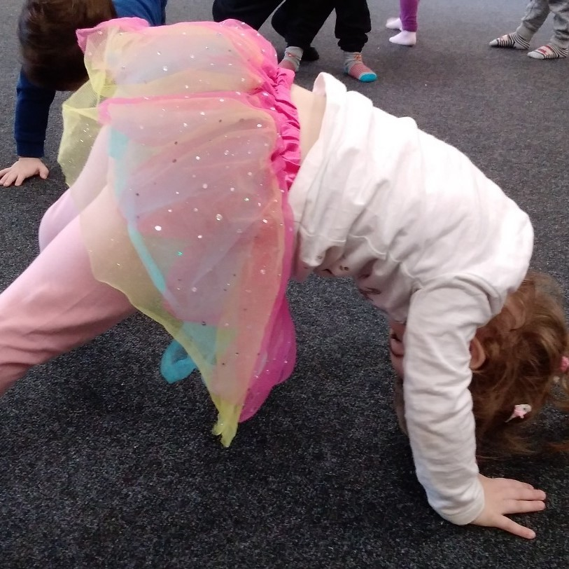 Yoga is great for children's mental well-being